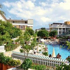 Туристическое агентство Habanero Пляжный aвиатур в Турцию, Кемер, Novia Gelidonya Hotel 4*
