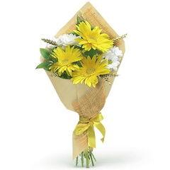 Магазин цветов Долина цветов Букет «Золотая осень»