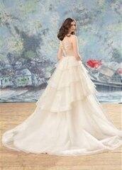 Свадебный салон Papilio Свадебное платье «Павлин» 1739-2L