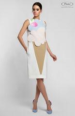 Платье женское Pintel™ Комбинированное платье Rikke