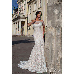 Свадебный салон Crystal Платье свадебное Bianca