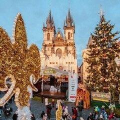 Туристическое агентство Интурсервис Автобусный экскурсионный тур «Католическое Рождество в Праге»
