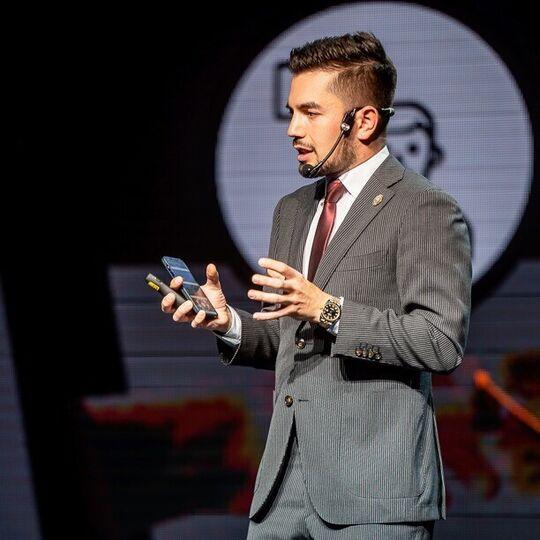 Бизнес-конференция «SmartUp Global»