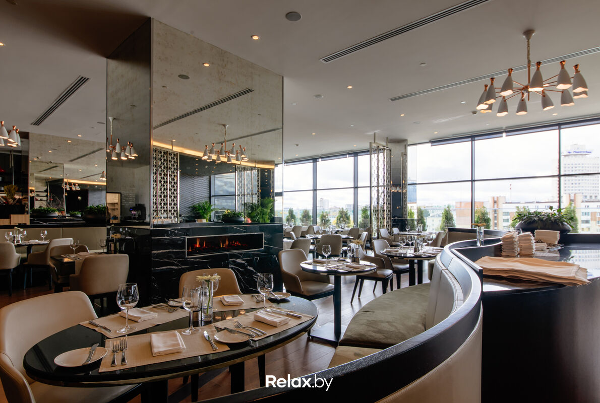 Ember Ресторан «Ember terrace (Эмбер терраса)» - фото 3878663