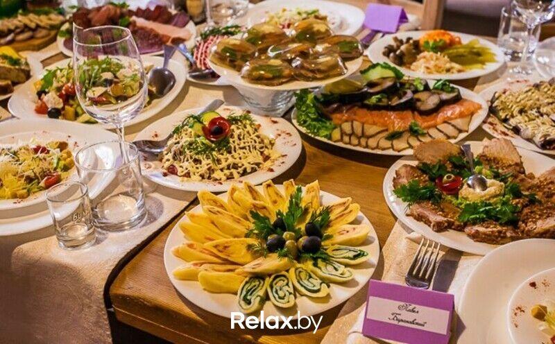 Банкеты Загородное кафе «Шынок» - фото 5388833