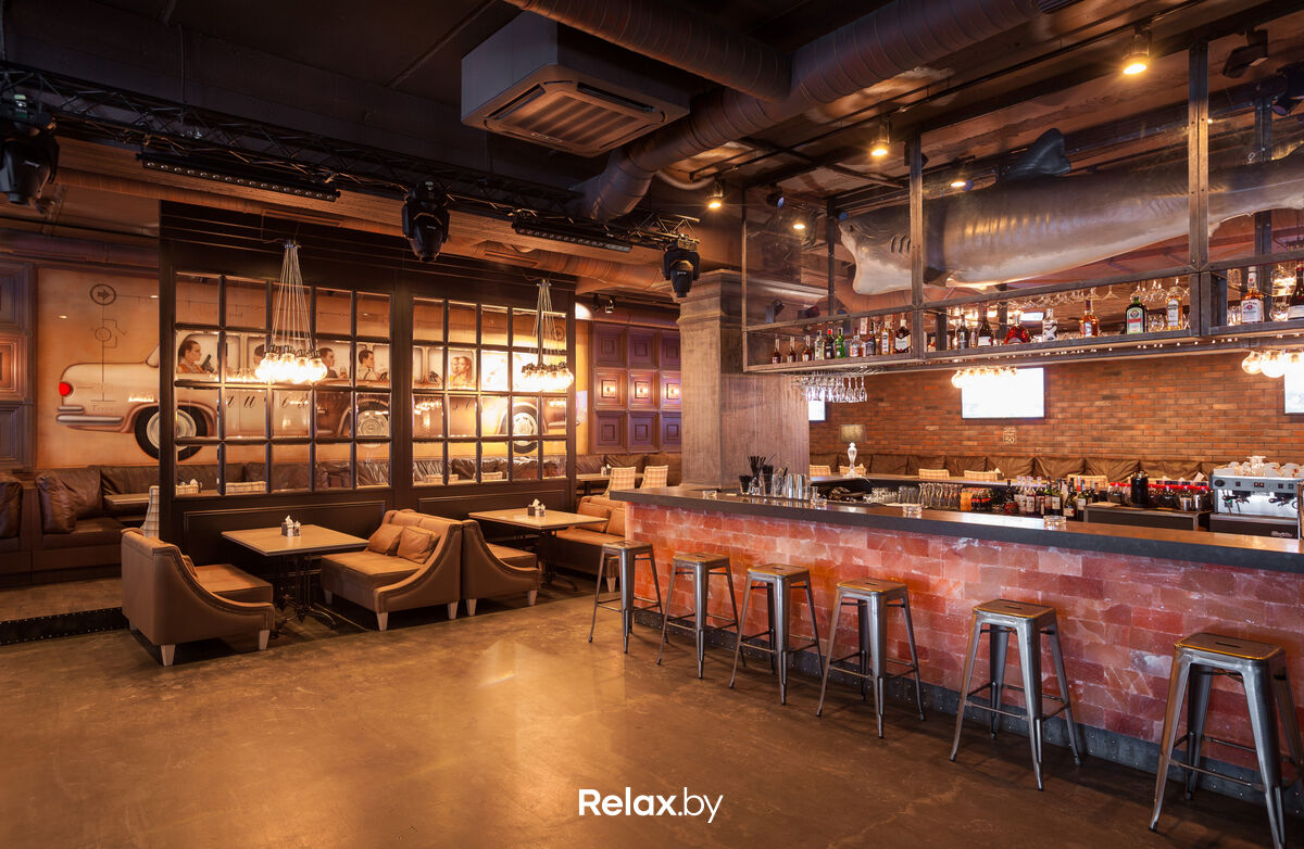 Интерьер Ресторан «Публика» - фото 2428405