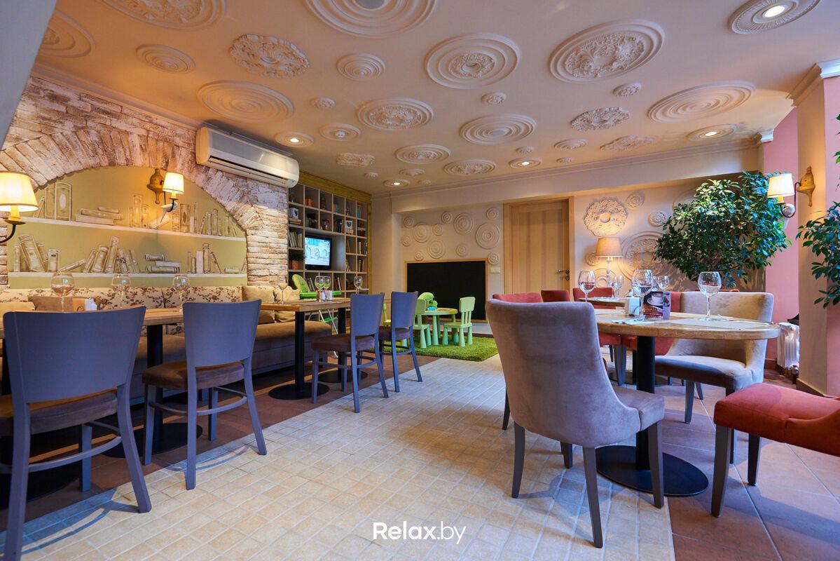 Интерьер Ресторан «IL Патио (Иль Патио)» - фото 4998273