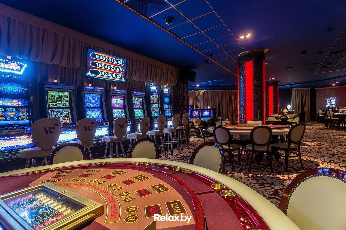 где в минске казино шанс