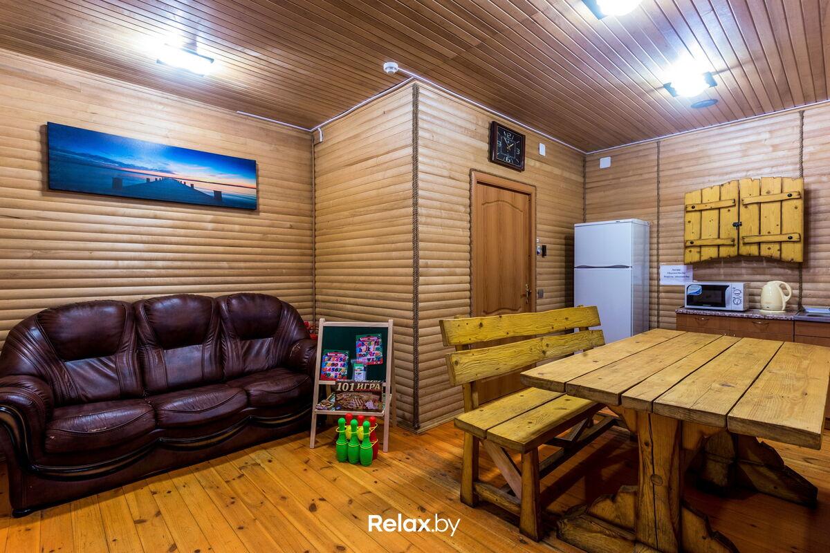 Галерея Беседка с баней «Маёнтак у Кузьмича» - фото 3888373
