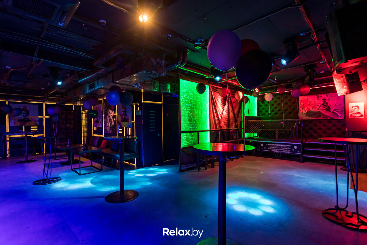 Интерьер  Tesla bar (Тесла бар) - фото 7288363