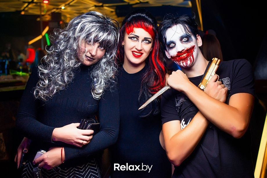 фото хэллоуин в клубе вегас п ильский примеры