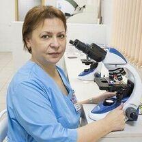 Самойлович Нина Николаевна
