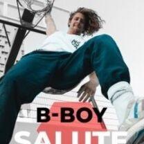 Salute B-boy