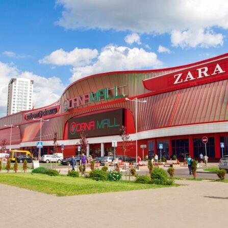 Торговые центры в Минске - адреса на карте, телефоны, отзывы 751fb79ebc6