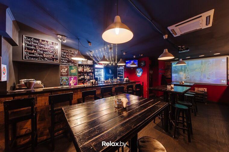 22e6b1b7dbe6 Back Draft Bar (Бэк Драфт Бар) Минск, ул. Октябрьская 19 – отзывы ...