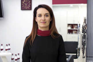 Салон на дому. Учимся ухаживать за волосами с центром красоты MON PLATIN: видеоурок от стилиста