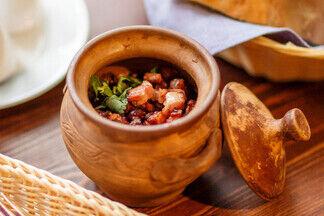 5 новинок меню ресторана грузинской кухни «Хинкальня», которые можно заказать прямо сейчас