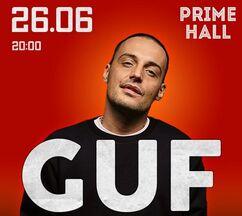 Концерт GUF & Murovei состоится 26 июня в Prime Hall