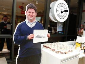 Безбарьерная кофейня «Инклюзивный бариста» открылась в Бресте