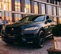 Презентация Jaguar F-Pace, фото № 134