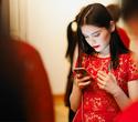 Благотворительный показ Red Dress МТС, фото № 14